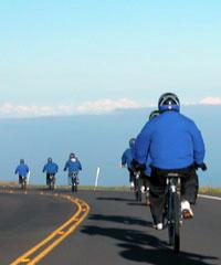 Haleakala Morning Guided Bike tour