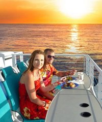 Calypso Sunset Dinner Cruise - Frogman Charters