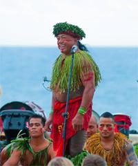 Royal Luau Package - Chief
