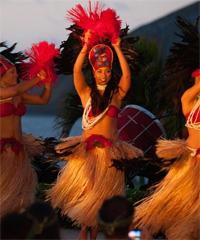 Paradise Luau Package - Chief's Luau