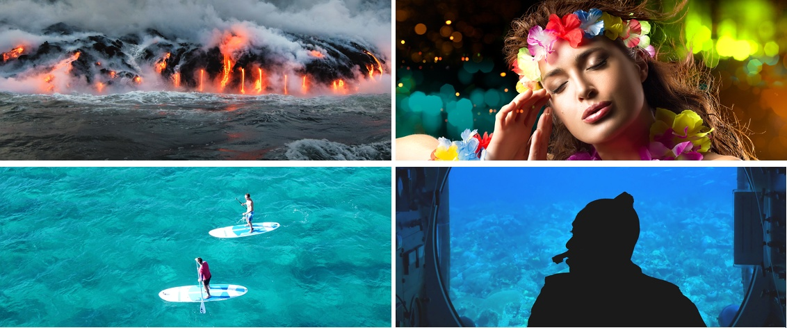 What Makes the Big Island Activities and Big Island Tours So Special?