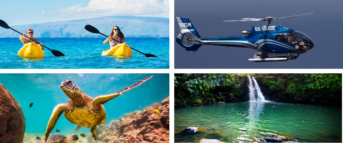 Hawaii Combo Tour Packages will save you money.
