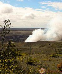 From Oahu - 33W Hawaii Volcano