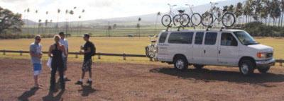 Travel Blog #108 - Easy Riders, Haleakala Bike Ride (By Chris)