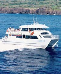 Ferry Travel Lahaina - Lanai