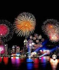 Friday Night Fireworks Cruise