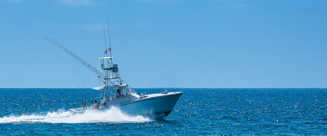 Hawaii Fishing Charters are world famous.