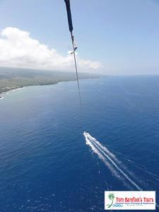 800 foot deluxe parasail