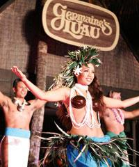 Hibiscus Luau Package