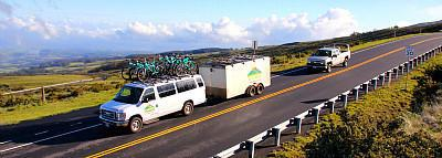 Travel Blog #169 - Coasting Down the Mountain with Haleakala Bike Company