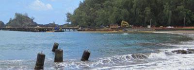 Hana Bay