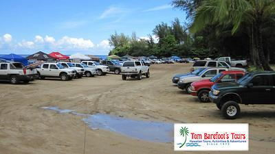 Hanalei Parking