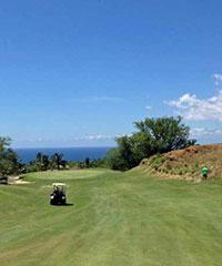 Make reservations for the  Hapuna Golf Course