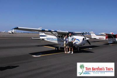 Hawaii air tours