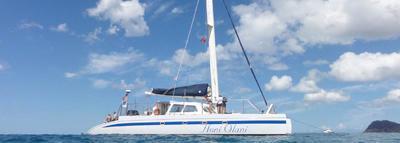 Travel Blog #160 - Snorkeling Oahu with Hawaii Nautical