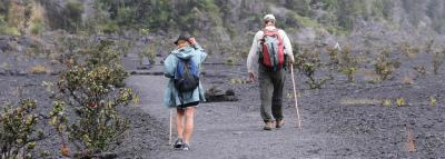 Travel Blog #135 - Exploring the Kilauea Volcano with Hawaiian Walkways
