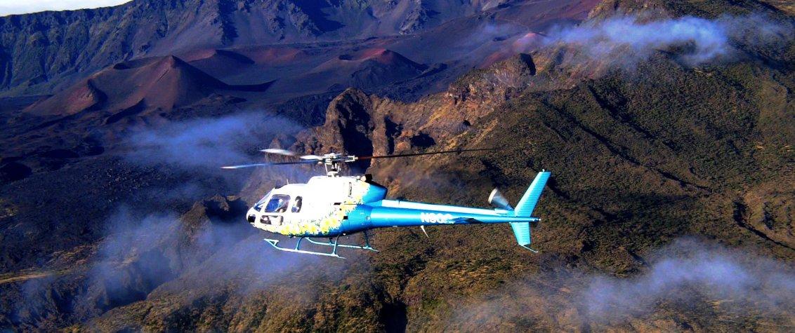 Maui Helicopter Tour