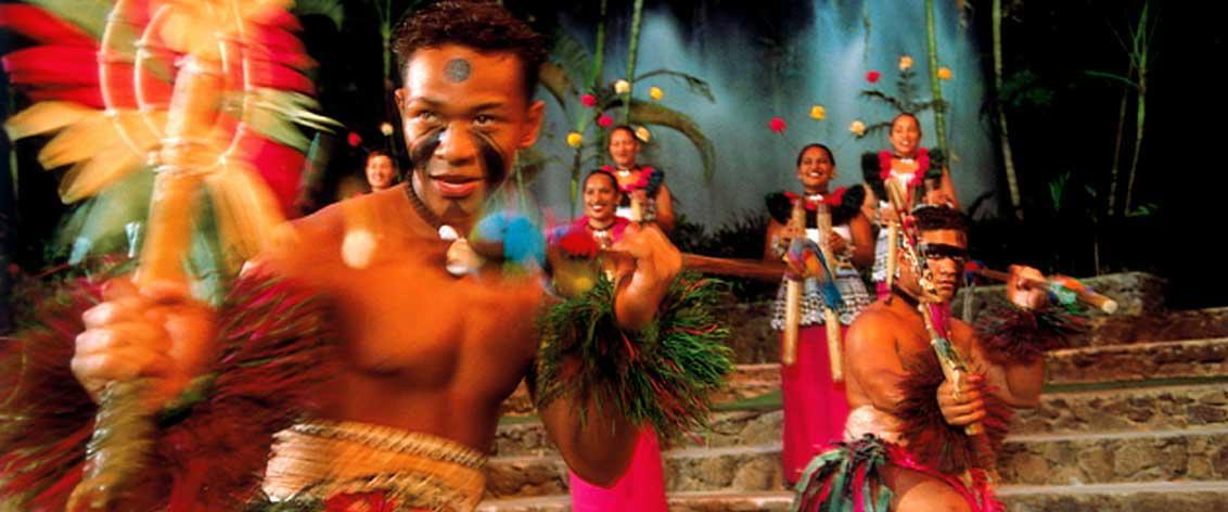The Polynesian Cultural Center is a 'one of a kind' attraction in Hawaii.