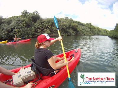 Island Adventures Kayaking Video