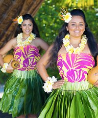 Hawaii Loa Luau - Island Breeze-Fairmont Orchid