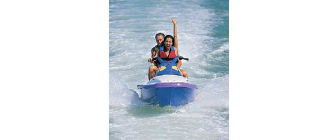 Jet-Ski Rentals in Hawaii