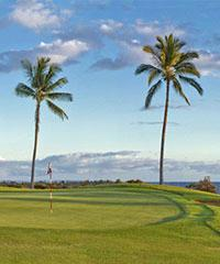 Reserve a round of golf at the Ka'anapali Golf Course.