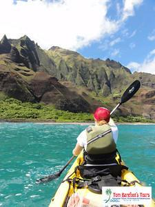 kayak to kalalau beach