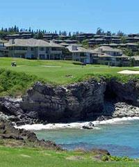 Reserve a tee time at the Kapalua Golf Course