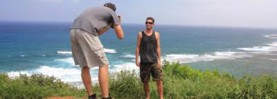 Travel Blog #084 - Kauai Photo Tours, Drive & Light Hiking Tour (By Jake)