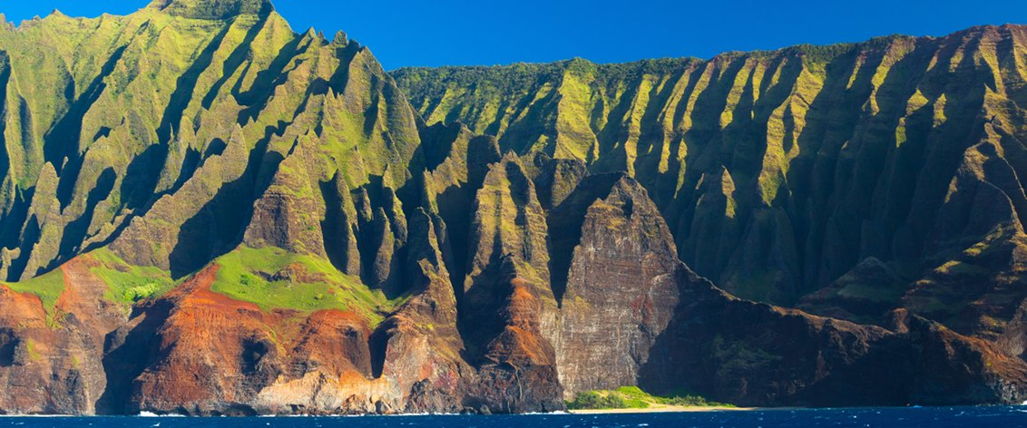 The Kauai Dinner Cruise along the Na Pali Coast will be the highlight of your vacation.
