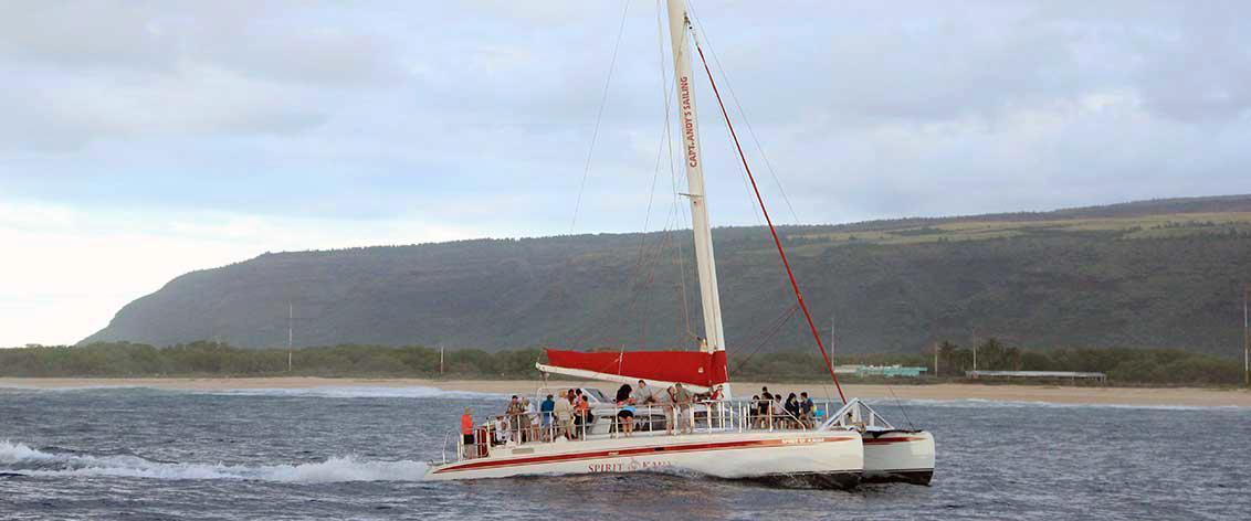 Dinner Cruises and Sails on Kauai
