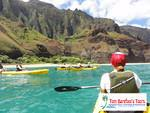 Travel Blog #107 - Kayak Kauai Outbound, Napali Coast Kayak