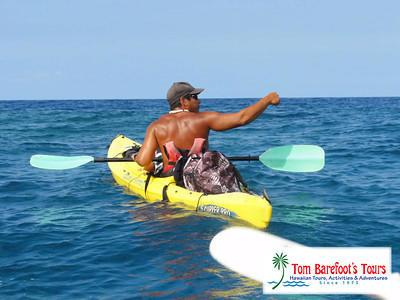 More information about Kayaking on the Big Island
