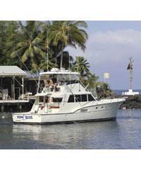 53' Hateras Yacht