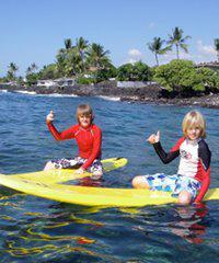 Private Surf Lesson For Kids