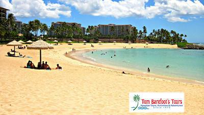 One of the Four Ko'Olina Lagoons
