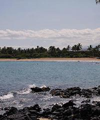 Kukio Beach