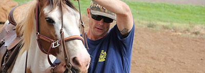 Travel Blog #167 - Sunset Horseback Ride at Lahaina Stables