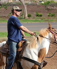 Historic Early Ride - Lahaina Stables
