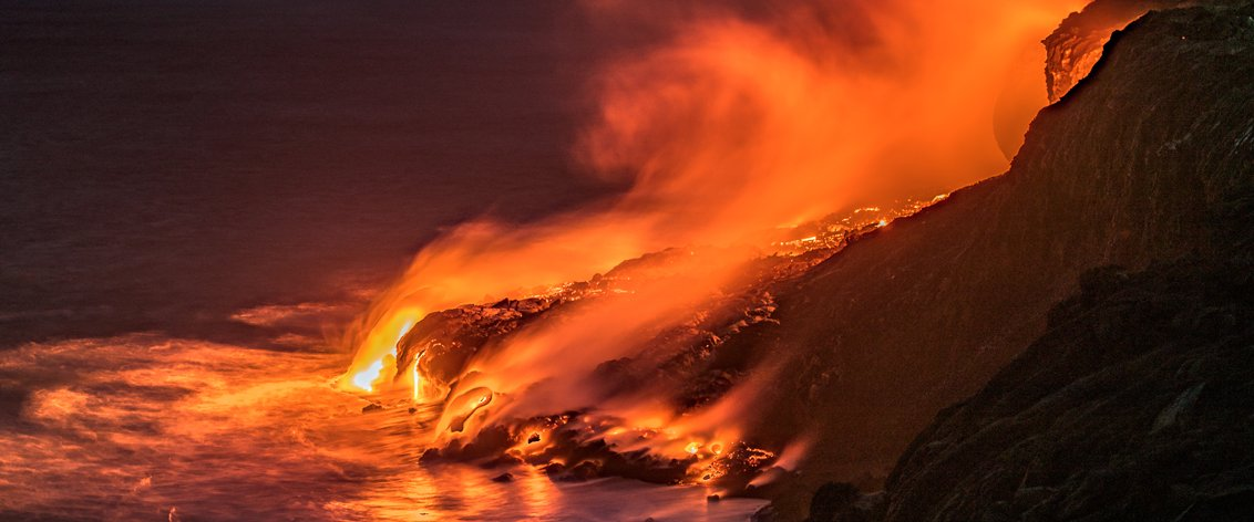 Dating lava flows
