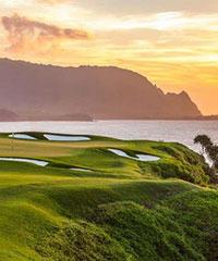 Reserve a Tee Time at the Princeville Golf Course