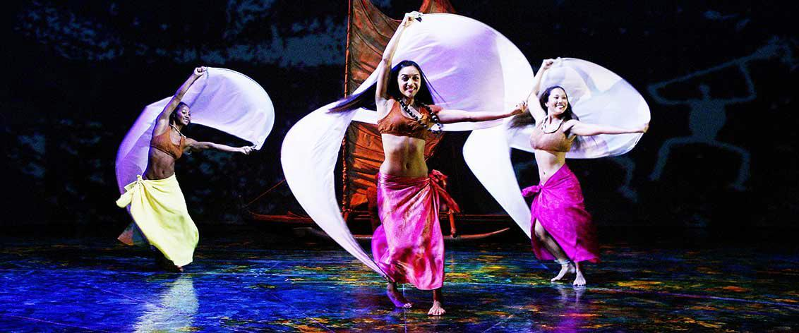Hawaii Theater and Show productions can be found on Oahu and Maui.