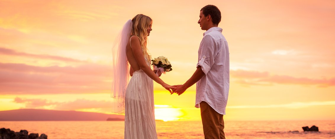 Maui has many wedding planners to help you.