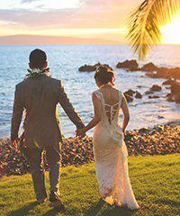 Weddings and Vow Renewals on Hawaii