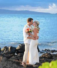 Kauai - Basic Beach Wedding