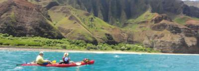Travel Blog #101 - Outfitters Kauai, Napali Coast Kayak Trip (By Jake)