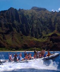 NaPali Coast Snorkel - NaPali Riders
