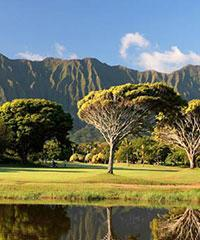 Reserve a Tee Time at the Olomana Golf Links.