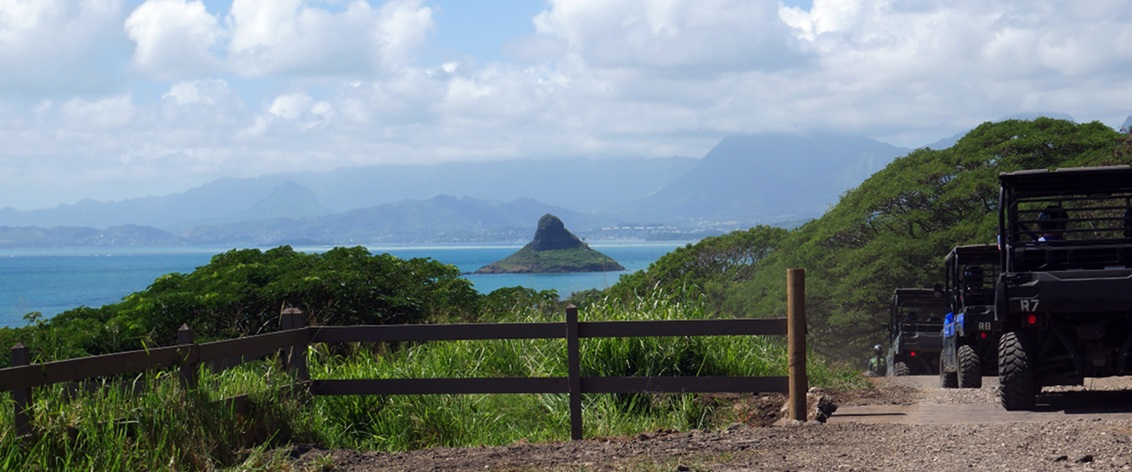 If you are a beginner, can you still ride an ATV on Oahu?