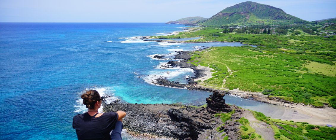 You can easily do multiple half-day Oahu Hiking Tours in the same week.